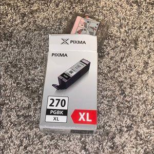 270 XL Pixma Black ink